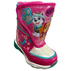 Paw patrol snow boots